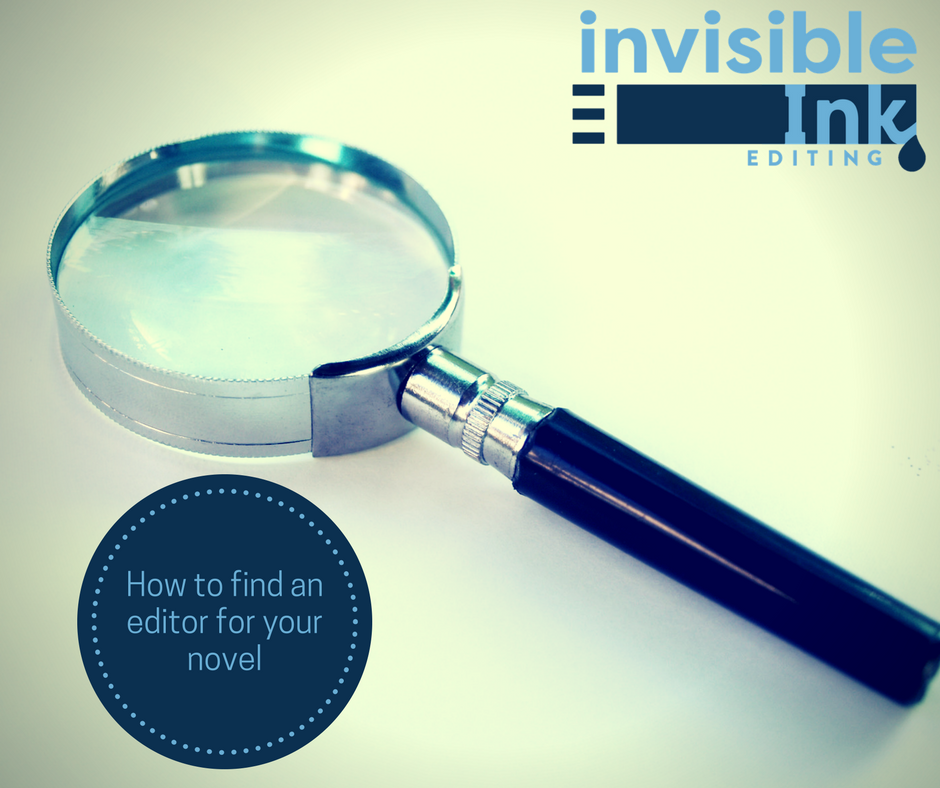 How to find a book editor for your manuscript - Invisible Ink Editing